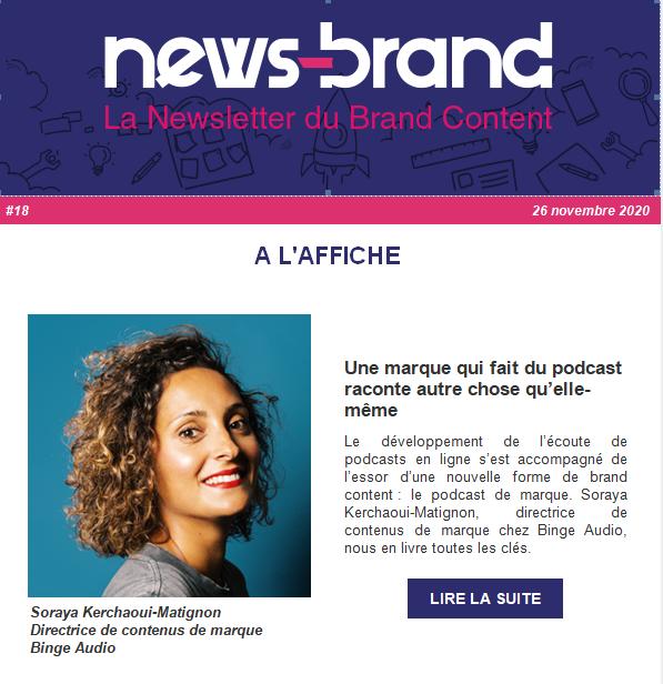 Newsbrand n° 18 (Prache Media Events, 2020)